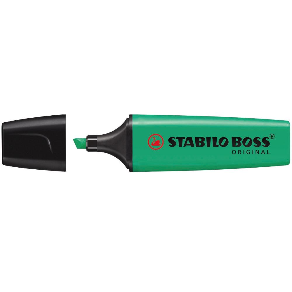 STABILO BOSS 70/51 HIGHLIGHTER Turquoise
