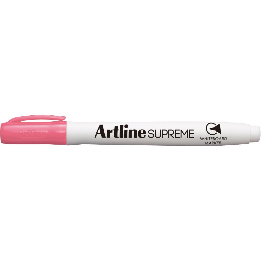 ARTLINE SUPREME WHITEBOARD MKR Marker Pink 1.5mm Nib