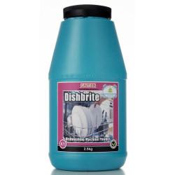 Tasman Dishbrite Machine  Dishwasher Powder 2.5kg