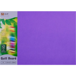 Quill Board 210GSM A3 Lilac Pack 25