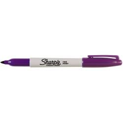 SHARPIE FINE POINT MARKER Permanent 1.0mm Fine Purple