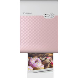 CANON SELPHY QX10 PORTABLE PRINTER Pink