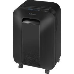 FELLOWES SHREDDER POWERSHRED LX201 Micro-Cut Black