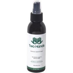 Two Hands Hand Sanitiser 125ml Mist Spray 60% Alcohol