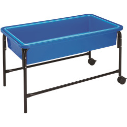 Edx Education Sand And Water Tray 58cm Blue