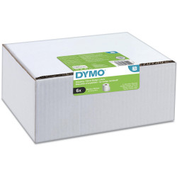 Dymo Labelwriter Labels Shipping 54x101mm Pack of 6