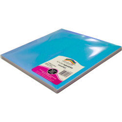 KINDER SHAPES Glossy Paper 254mm Square
