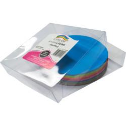 KINDER SHAPES Glossy Paper180mm Circles
