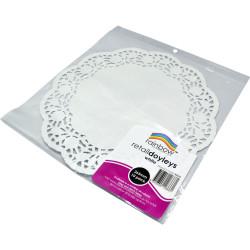 RAINBOW RETAIL DOYLEYS 265mm White 10 Sheets
