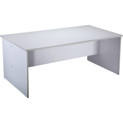 FURNX OPEN DESK W1800mm x D900mm  Light Grey