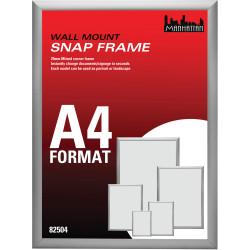 Manhattan Snap Frame A4
