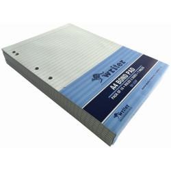 Writer Ruled Pad A4 Bond 7 Holes 50 Sheets