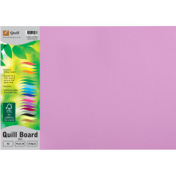 Quill Board 210GSM A3 Musk Pack 25