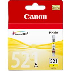 CANON CLI521Y INK CARTRIDGE Yellow
