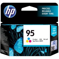 HP #95 INKJET CARTRIDGE C8766WA,Tricolor