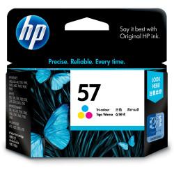 HP 57 C6657A INKJET Cartridge Tri-Colour 400 Pages 0