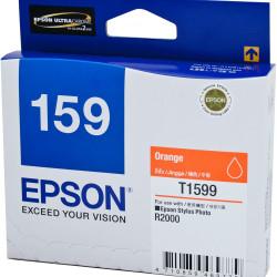EPSON 159 ORANGE INK CARTRIDGE For Stylus Photo R2000