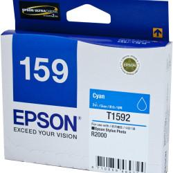 EPSON 159 CYAN INK CARTRIDGE For Stylus Photo R2000