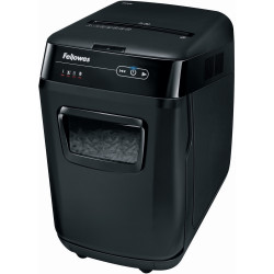 FELLOWES AUTOMAX 200C SHREDDER 4x38mm Cross Cut 200 sht cap.