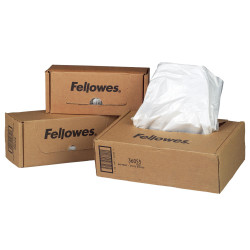 FELLOWES SHREDDING ACCESSORIES Bags H895mmxWDia1600mm