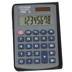 CITIZEN SLD200 CALCULATOR 8 Digit Large Display Pocket