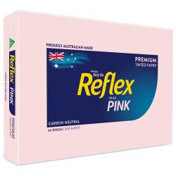 REFLEX TINTS COPY PAPER A4 80gsm Pink