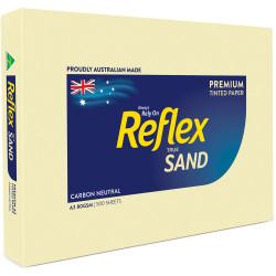 REFLEX TINTS COPY PAPER A3 80gsm Sand