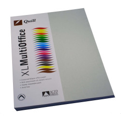QUILL A4 XL MULTIOFFICE PAPER 80gsm Grey