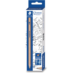STAEDTLER 130 NATURAL PENCIL HB