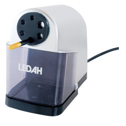 LEDAH PENCIL SHARPENER 6 Hole Electric