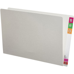 AVERY SHELF LATERAL FILES F/C Extra Heavy Weight White