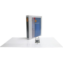 MARBIG CLEARVIEW INSERT FILE A4 Half Arch Insert