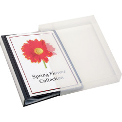 MARBIG CLEARVIEW DISPLAY BOOKS A4 24Pocket Blue
