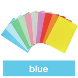 MARBIG MANILLA FOLDER F/Cap Blue