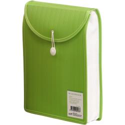 FOLDERMATE BARKODE TOP LOAD A4 Attache file Green