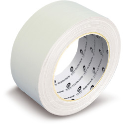OLYMPIC CLOTH TAPE Wotan 50mmx25m White