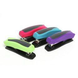 MARBIG DESKTOP PLASTIC STAPLER Assorted Colours