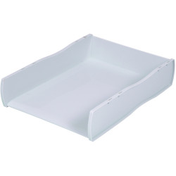 NOUVEAU DOCUMENT TRAY Dove Grey