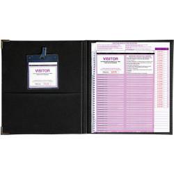 ZIONS CVSFR-K VISITORS KIT 250 Passes/Binder/25 Wallets