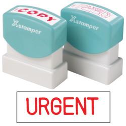 XSTAMPER -1 COLOUR -TITLES R-Z 1103 Urgent Red