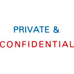 XSTAMPER - 2 COLOUR 2010 Private & Confidential Re