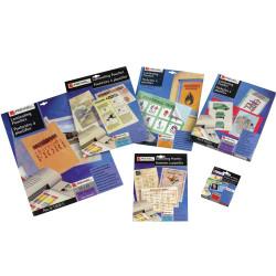 REXEL LAMINATING POUCHES A3 2x125mic Pk100