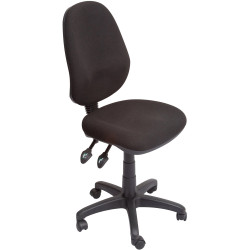 SEATING SOLUTIONS ECO OPERATOR High Back SF Black Fully Ergonomic