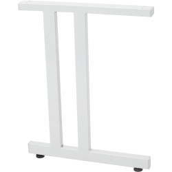 RAPID SCREEN ACCESSORIES C Leg H705xd550mm Silver