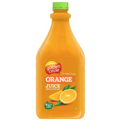 GOLDEN CIRCLE FRUIT JUICE 2lt Long Life Orange