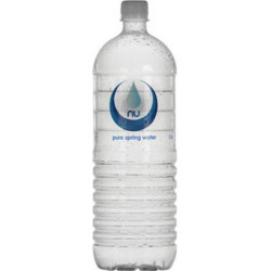 NU PURE SPRING WATER 1.5lt Pack of 8