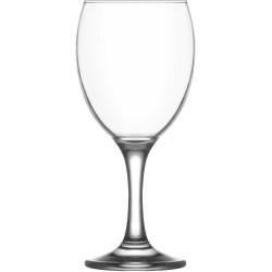 EMPIRE GLASSWARE Wine Glass 340ml