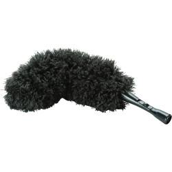 CLEANLINK BROOMS & BRUSHES Microfibre Duster Bendy Black