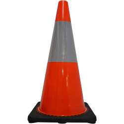 MAXISAFE TRAFFIC CONES 700mm Reflective