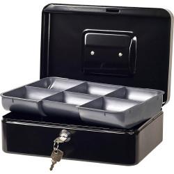 CONCORD CLASSIC CASH BOX No.8 200x150x80mm Black
